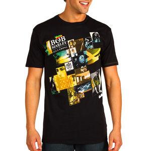Billabong Bob Marley Stir It Up T-Shirt L NWT